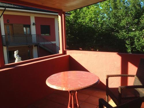 Suite Junior con chimenea y acceso al spa Hotel Del Lago 20