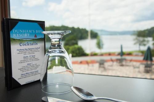 Dunham's Bay Resort Photo