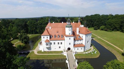 Kasteel-overnachting met je hond in Schlosshotel Fürstlich Drehna - Fürstlich Drehna