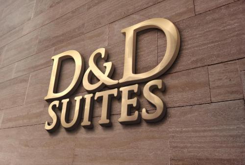 Istanbul D&D Suites odalar