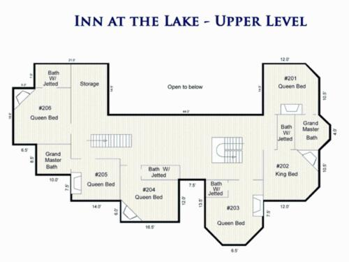 Inn At The Lake, Resort at Garden City Photo