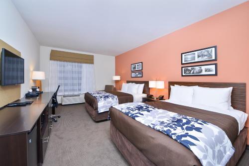 Sleep Inn & Suites Austin – Tech Center Photo