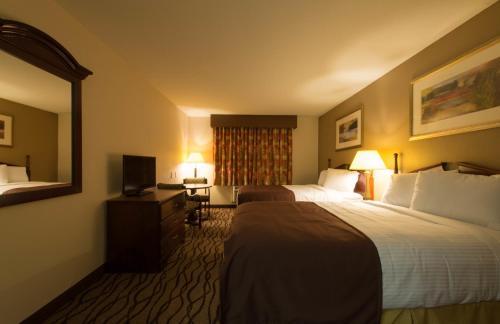 Country Hearth Inn - Toccoa, GA 30577