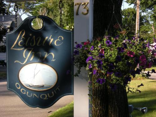 The Leisure Inn - Ogunquit, ME 03907