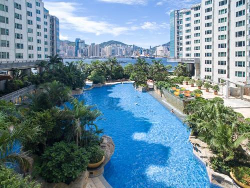 Kowloon Harbourfront Hotel impression