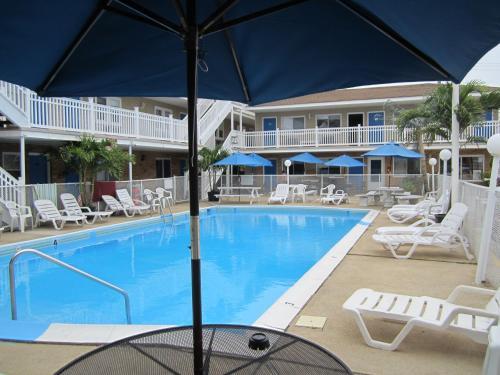 Sea Garden Motel Hotel Seaside Heights