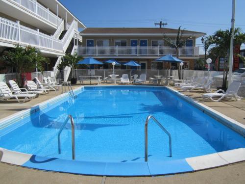 Sea Garden Motel - Seaside Heights, NJ 08751