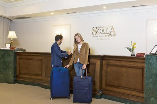 Scala Hotel Buenos Aires Photo