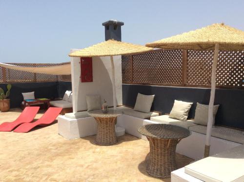 54 Rue Chbanat, Medina, 44000 Essaouira, Morocco.