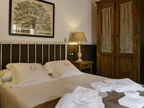 Double or Twin Room - single occupancy Hotel Rustico Lugar Do Cotariño 11