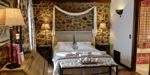 Habitación Doble Superior Hotel Rustico Lugar Do Cotariño 10