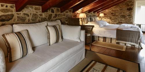 Habitación Doble Superior - Uso individual Hotel Rustico Lugar Do Cotariño 13