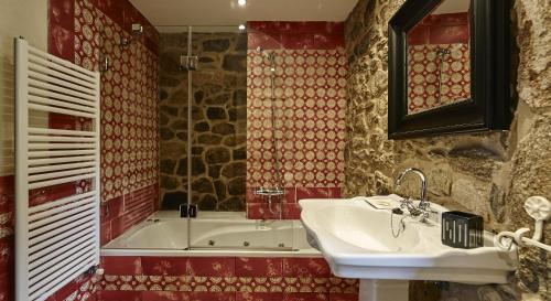 Habitación Doble Superior - Uso individual Hotel Rustico Lugar Do Cotariño 11