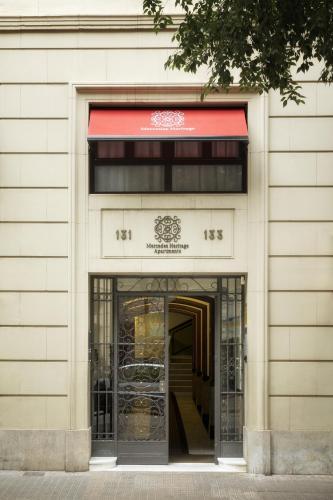 Mercedes Heritage Best Barcelona Apartments photo 20