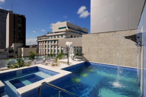 Hotel Atlântico Business Centro Photo