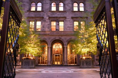 Lotte New York Palace impression