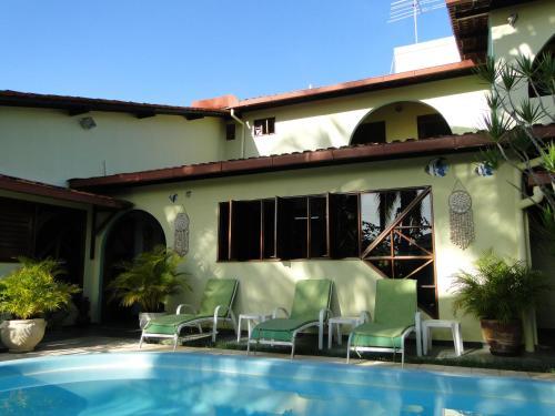 Foto de Hotel Pousada Arco Iris