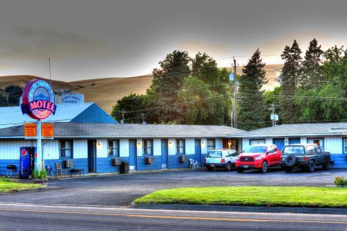 Blue Mountain Motel - Dayton, WA 99328