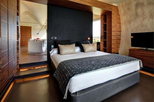 Suite Deluxe Mastinell Cava & Boutique Hotel by Olivia Hotels Collection 3