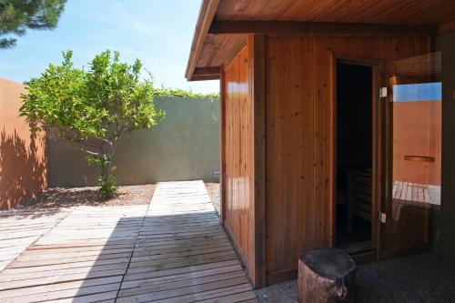Villa Deluxe de 1 dormitorio Mas Falgarona 10