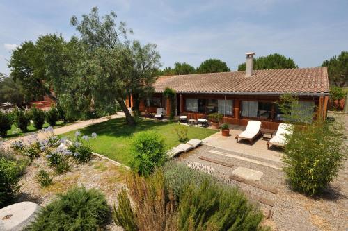 Villa Deluxe de 1 dormitorio Mas Falgarona 11
