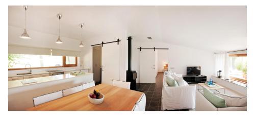 Villa Deluxe de 1 dormitorio Mas Falgarona 12