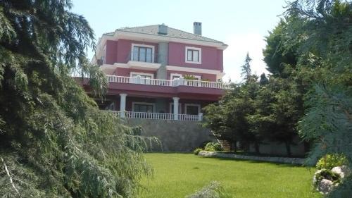 Trabzon Akyazı Villa Garden harita