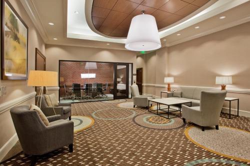 Hampton Inn & Suites Chapel Hill/Carrboro in Chapel Hill
