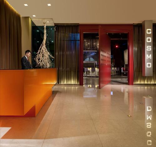 Cosmo Hotel Hong Kong photo 18