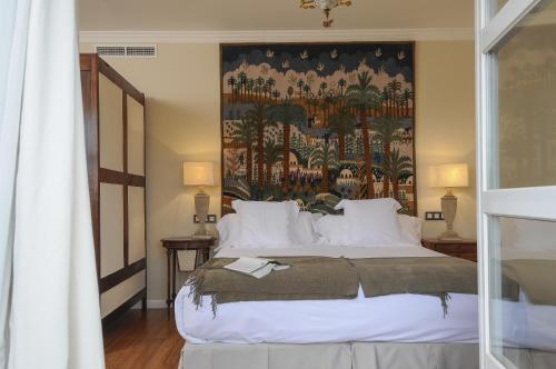 Superior Double or Twin Room with Mountain View - single occupancy Casona del Boticario 13