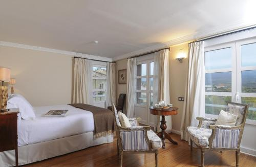 Superior Double or Twin Room with Mountain View - single occupancy Casona del Boticario 10