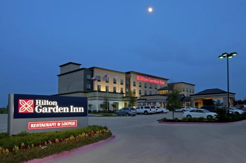 Hilton Garden Inn Fort Worth Alliance Airport Hotel Roanoke