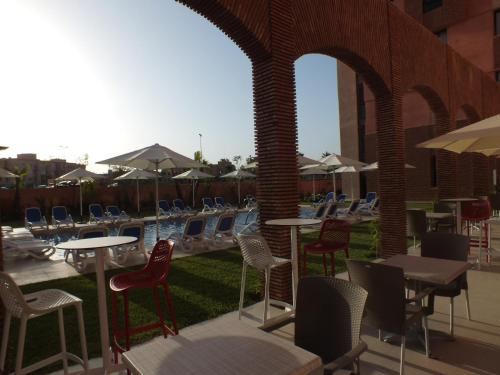 Hotel Relax Marrakech photo 9
