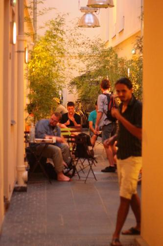 The Loft Boutique Hostel photo 46