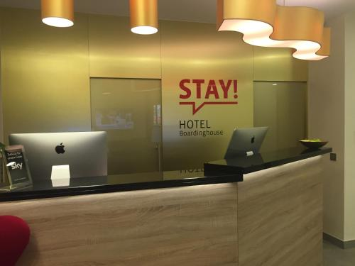 Stay! Hotel Boardinghouse photo 23
