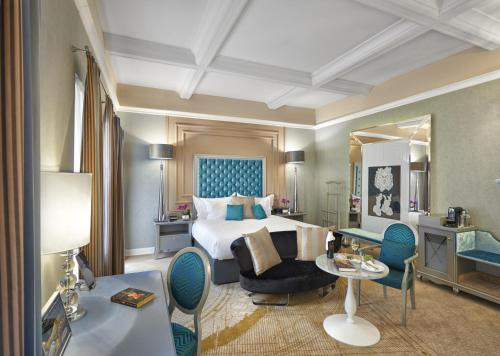 aria hotel budapest review hungary telegraph travel. Black Bedroom Furniture Sets. Home Design Ideas