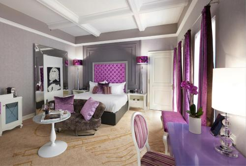 Aria Hotel Budapest by Library Hotel Collection photo 82