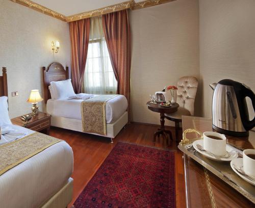 Istanbul Hotel Sapphire indirim kuponu