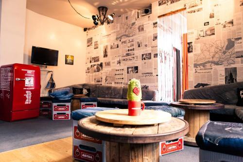 Superbude Hotel Hostel St.Pauli photo 6