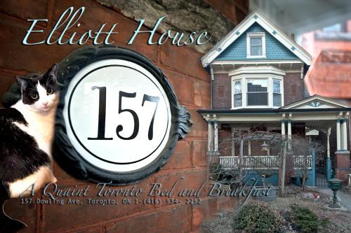 Elliott House Bed & Breakfast - Toronto, ON M6K 3A9