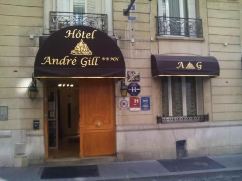 Hotel André Gill photo 21