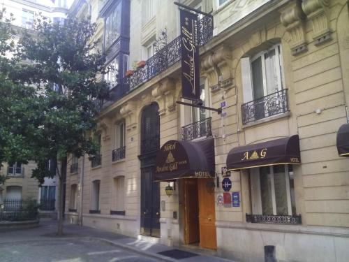 Hotel André Gill photo 22