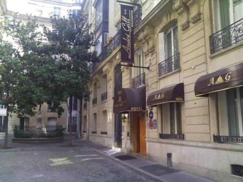 Hotel André Gill photo 23