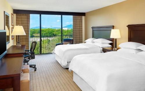 Sheraton Roanoke Hotel and Conference Center Photo