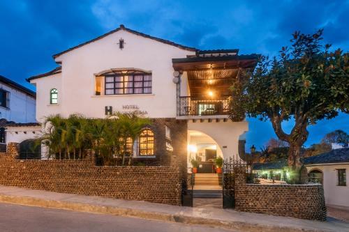 Foto de Hotel La Herreria Colonial