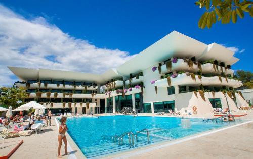 Hotel Deloix 4* Sup photo 1