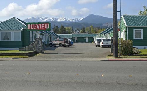 All View Motel - Port Angeles, WA 98362