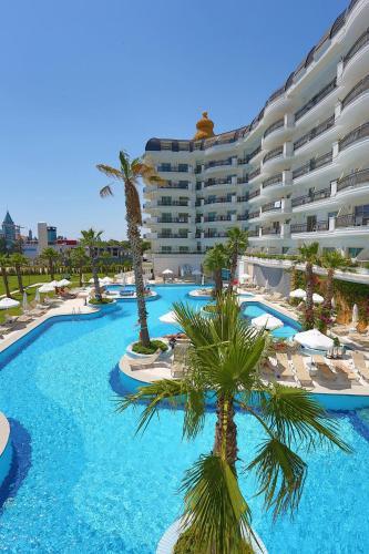Kizilagac Heaven Beach Resort & Spa - Adults Only (+16) - Ultra All Inclusive indirim