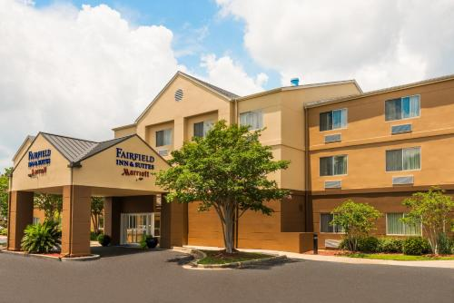 Fairfield Inn And Suites By Marriott Mobile - Mobile, AL 36609