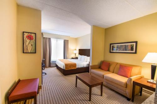Comfort Suites photo 11